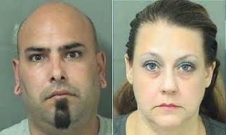 Florida parents left toddler in 'feces-covered' home ...