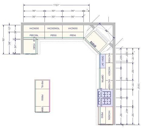 kitchen floorplans kitchen floor plans trends also dbbffcbdbf with