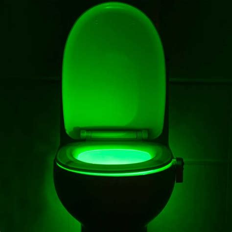 Toilet Light by Illumibowl Toilet Light As Seen Itv Phillip