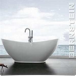 Freistehende Armatur Wanne : freistehende luxus design wanne valenzia badewanne acryl ~ Michelbontemps.com Haus und Dekorationen