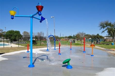Pasadena's New Splash Pads Opening Saturday, Pools To Open