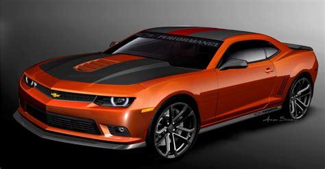 2014 Chevrolet Performance Camaro Combines Zl1, Z/28, Ss