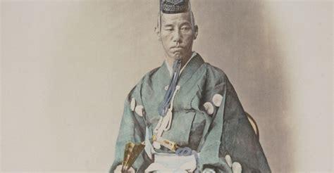 yoroi kizome genbuku    tonsure rites