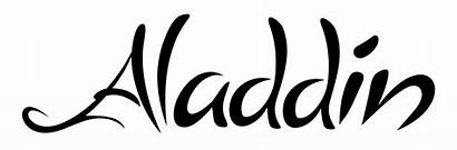 Aladdin Svg Clipart Disney Jasmine Princess Genie