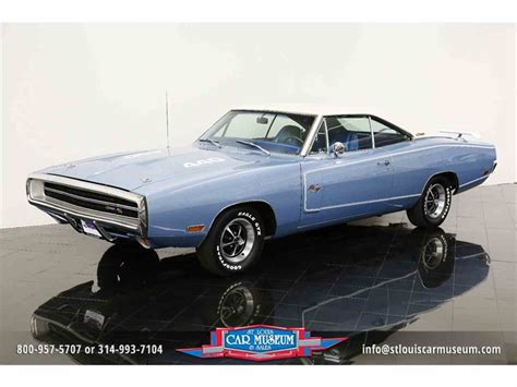 1970 Dodge Charger R T by 1970 Dodge Charger R T For Sale Classiccars Cc 904512