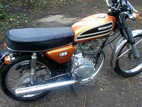 honda cb125s 1975