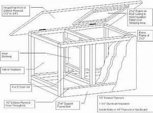 10 charming flat roof dog house plans pics inspirational With flat roof dog house plans