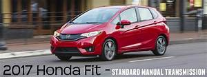 Does The Honda Fit Come With A Manual Transmission