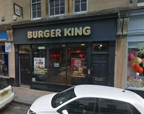 Burger King Is Rated The Worst Fast Food Restaurant In