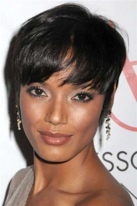 Short Black Hairstyles Ideas For Women's The Xerxes