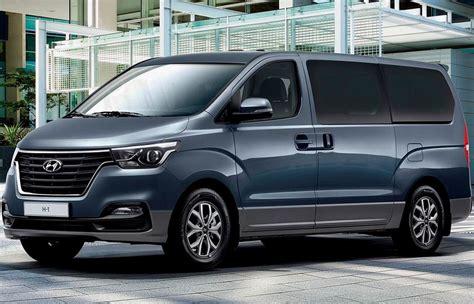 Hyundai H1 2019 by 2019 Hyundai H1 Exterior Interior Engine Price