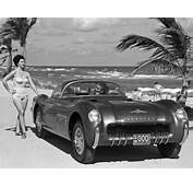 1954 Pontiac Bonneville Special  Retro Future Car Smut