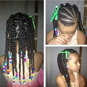 64 Cool Braided Hairstyles for Little Black Girls Page 7 of 7