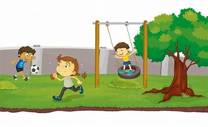 Clipart Park Urban Cartoon Transparent Clip Illustration