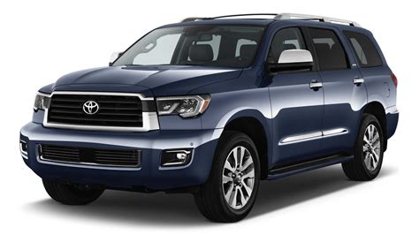 toyota sequoia joins  trd pro  road gang