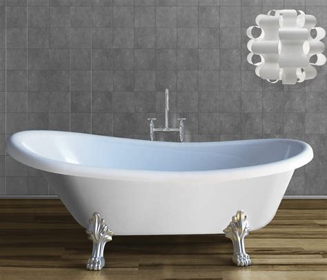 foto in vasca da bagno vasca da bagno con piedini theedwardgroup co