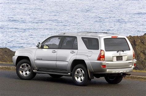 2003 Toyota 4runner by 2003 Toyota 4runner Pictures Photos Gallery Green Car