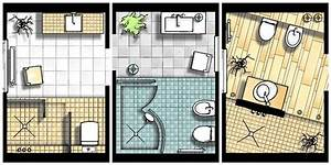 Badgestaltung Kleines Bad : kleine b der grundrisse badgestaltung b der mit dusche foto shk 100 badideen ~ Sanjose-hotels-ca.com Haus und Dekorationen