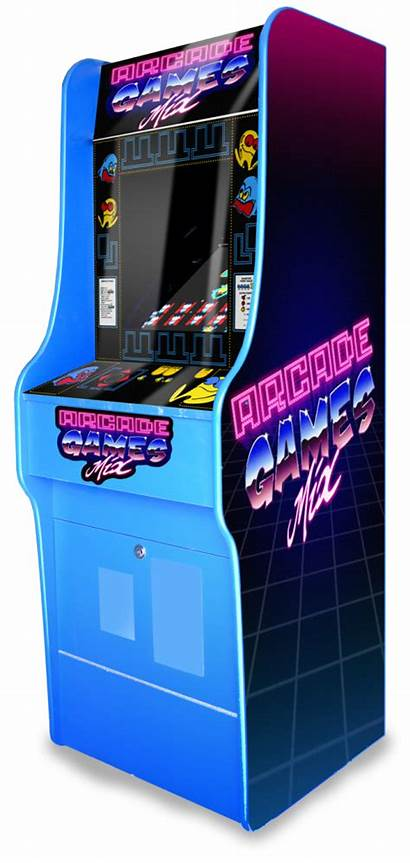 Arcade Games Mix Play Magic Specification Clipground