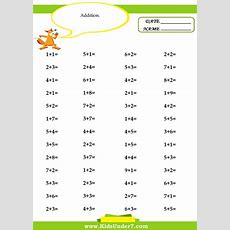 Math Worksheets For Kids Chapter #1 Worksheet Mogenk Paper Works
