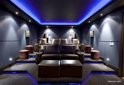 home theater lighting intainium home cinemas home theater toronto by