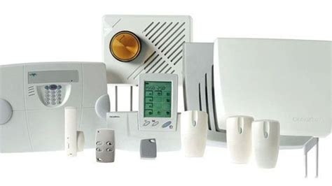 systeme d alarme maison alarme sans fil diagral