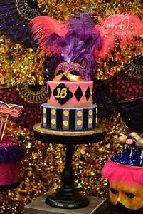 Masquerade 18th Birthday Party