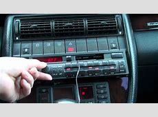 Blaupunkt Delta CC Radio1997 Audi C4 A6 Avantmp4 YouTube