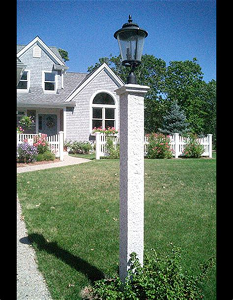 granite light post westwood mills