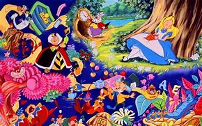 HD Wallpapers Trippy Alice In Wonderland Pictures