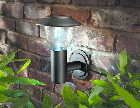 cole bright led wall lights stainles steel outdoor