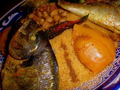 cuisine tunisienne poisson couscous tunisien d 39 automne au coing et au poisson