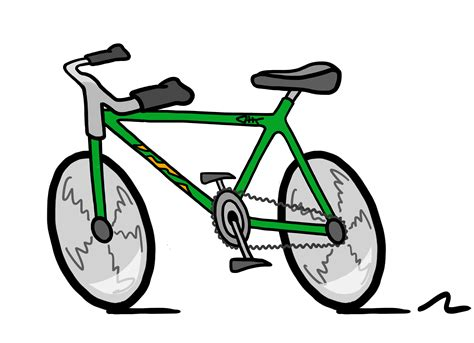 Bicycle Clip Clip Bicycle Clipart Best