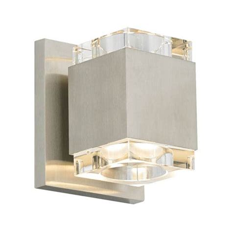 Square Wall Sconce - square metal wall sconce bellacor