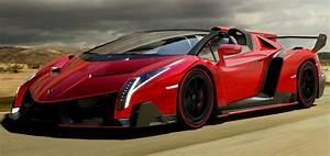 uautoknow netLamborghini unleashes the Veneno Roadster