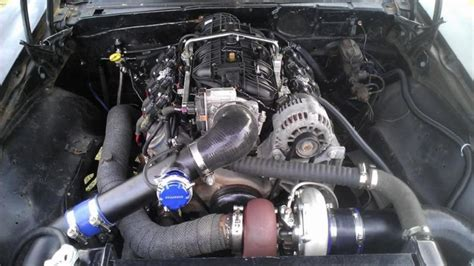 build  turbocharged hp ls motor