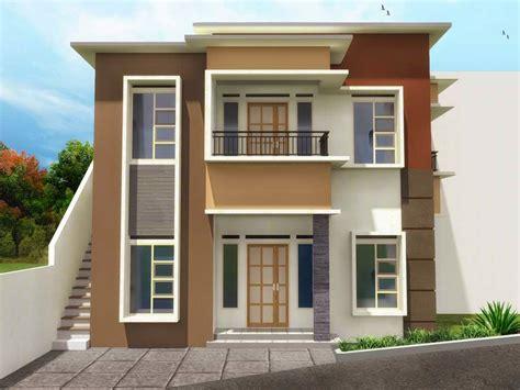 gambar desain rumah minimalis  lantai asri wallpaper