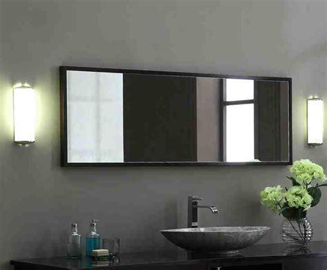 28 Elegant Bathroom Mirrors Canada
