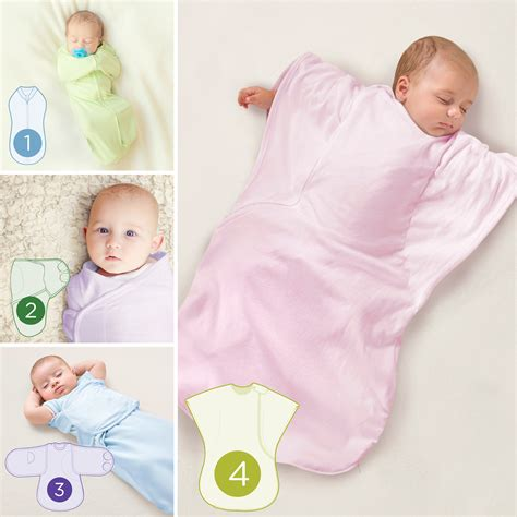 Mckinney Mommas 4 Stages Of Swaddleme By Summer Infant