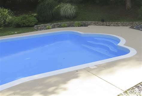 Exposed Aggregate Pool Deck