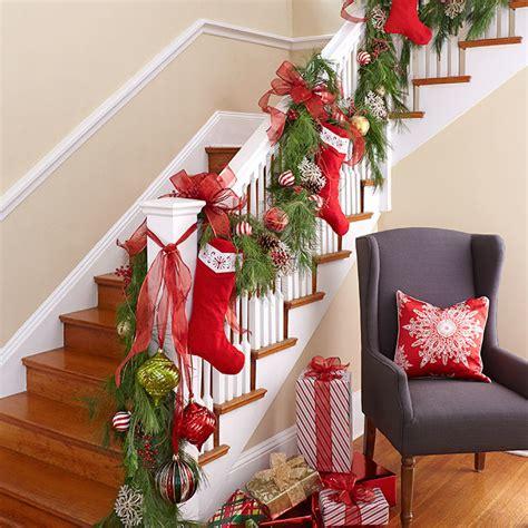 Treppe Weihnachtlich Dekorieren by 100 Awesome Stairs Decoration Ideas Digsdigs