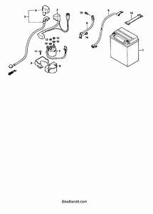 2002 Honda Rubicon Carburetor Diagram