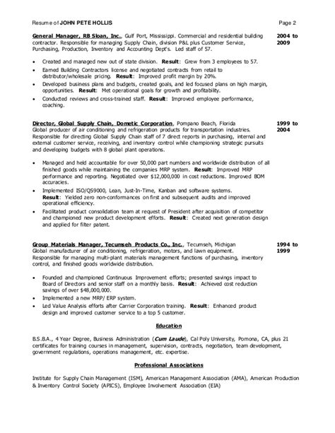 100 resume sle hotel and restaurant management top