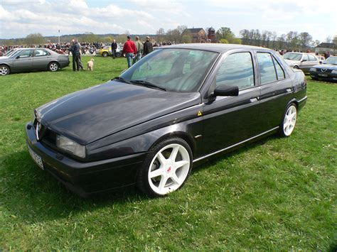 1995 Alfa Romeo 155 Partsopen