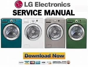 Lg Wm2233h Wm2233hw Wm2233hs Wm2233hd Wm2233hu Service Manual  U0026 Repair Guide