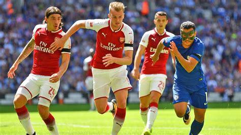 Chelsea vs. Arsenal League Cup semifinals second leg live ...