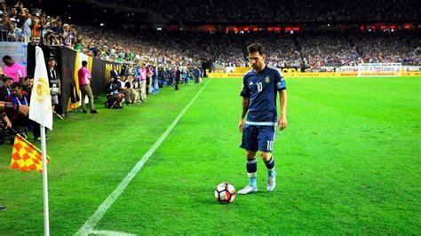 Lionel Messi ALL 5 Goals & 5 Assists in Copa America ...
