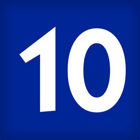 Ten Countdown   Seamless Texture
