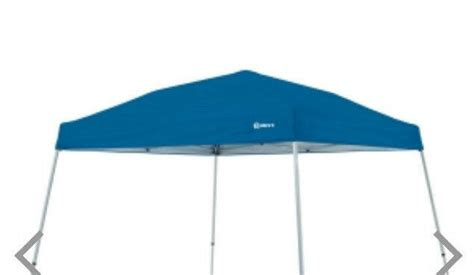 quest   slant leg instant  canopy replacement canopy top  ceh ebay