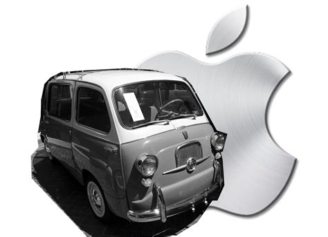 Apple's Caros Focus Shows There's No Future In Car